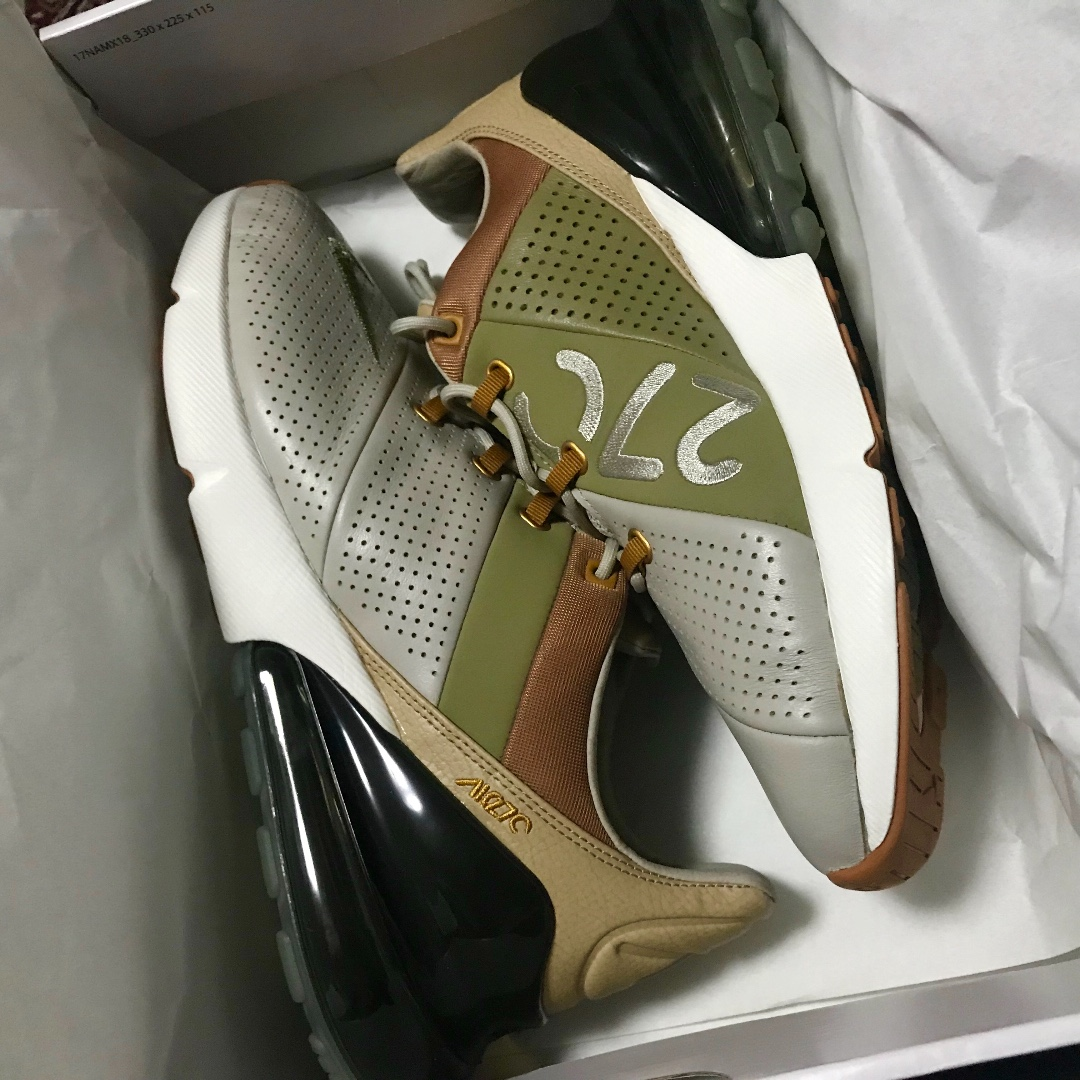 411983c9d1727 Nike Air270 Limited Edition