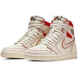 Nike Air Jordan 1 Phantom Gym Red Size