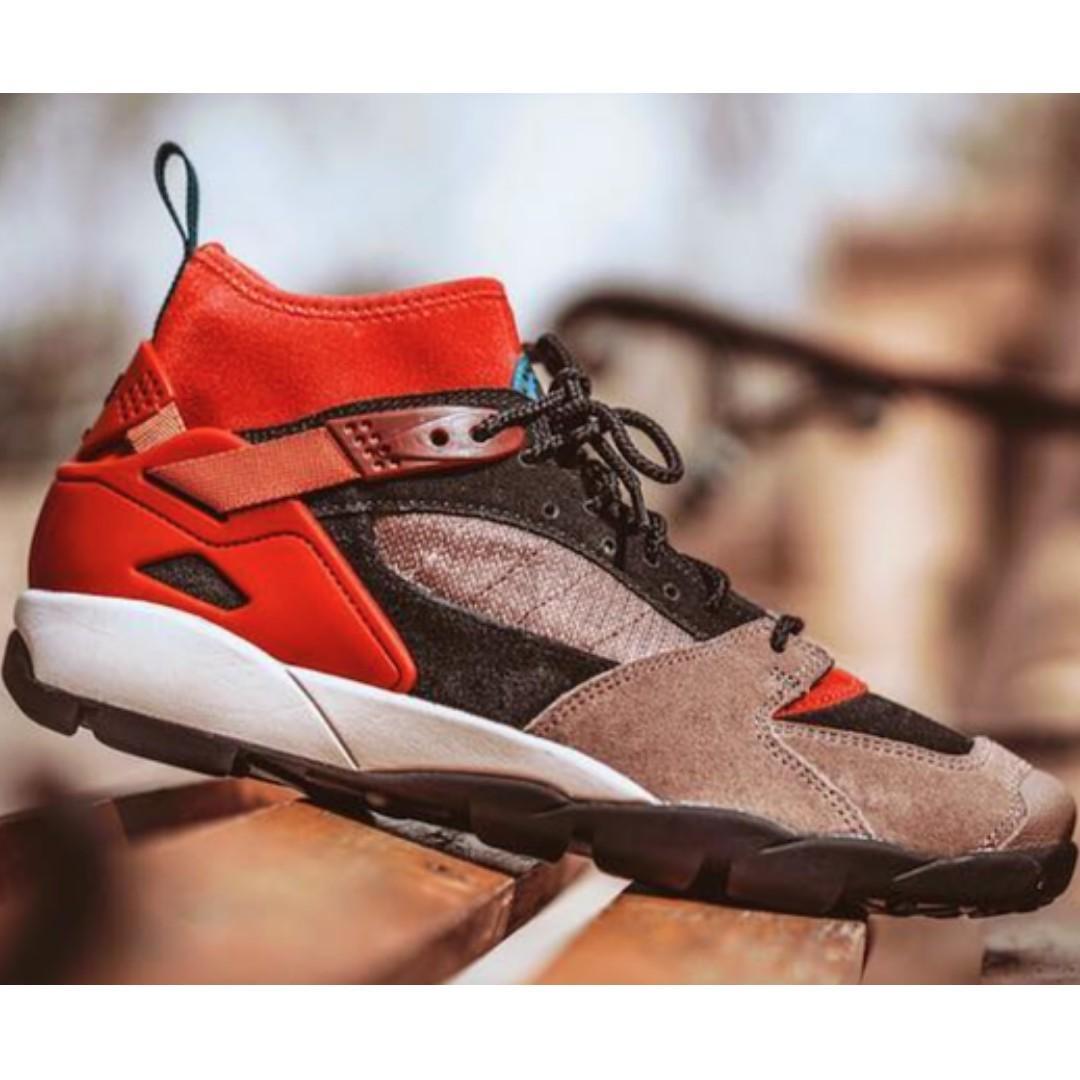 "Nike Air Revedachi ""Red/Teal"" US Men's Sizes 8 9 10 11"
