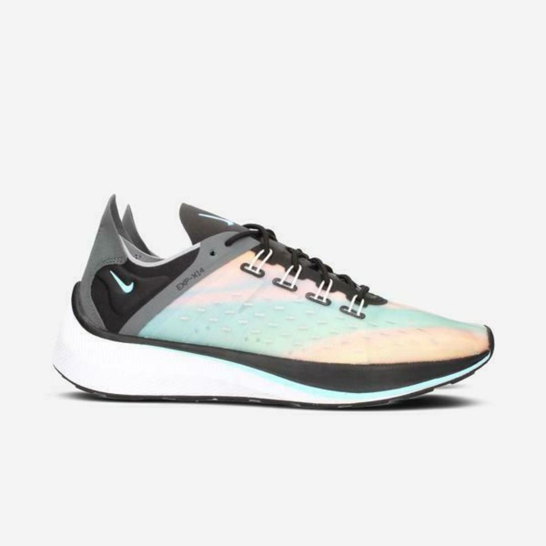 Nike EXP-X14 Sneakers Sunset Men's US