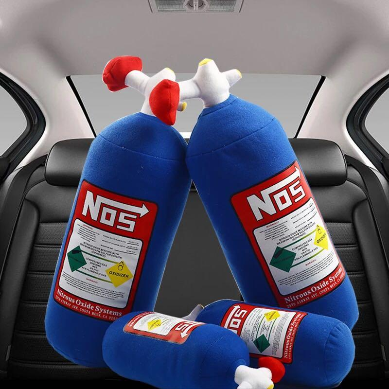 Nos 氮氣 頸枕 攬枕