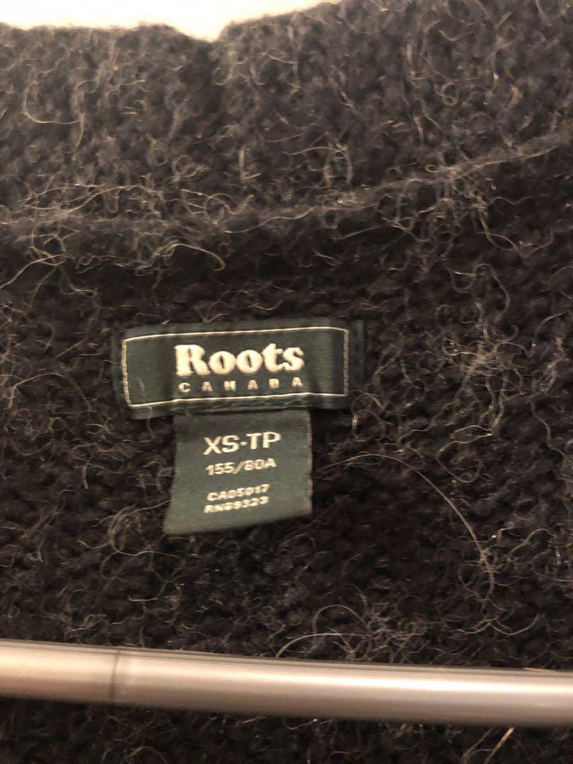 Roots Alpaca Long Cardigan