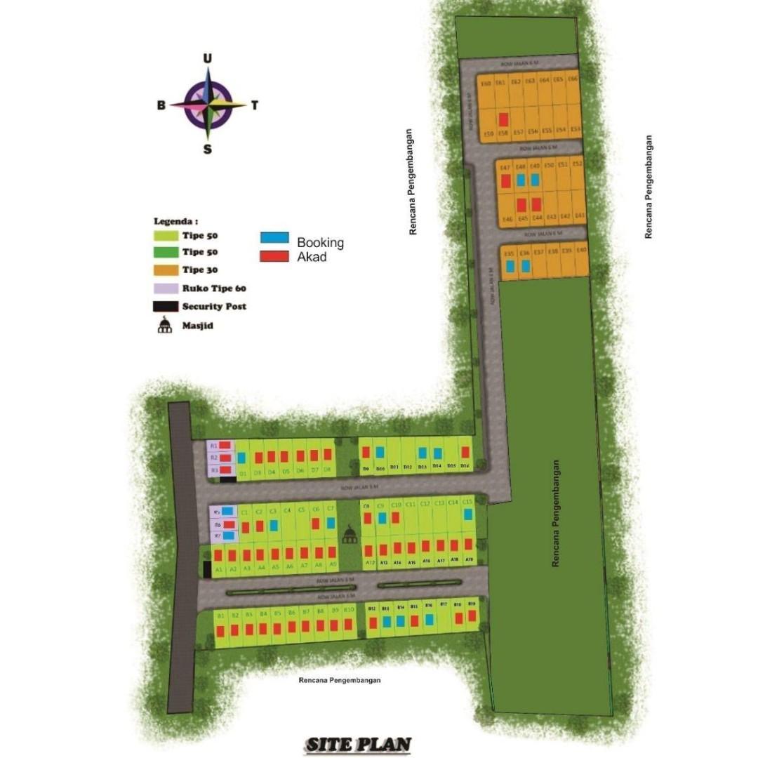 Rumah murah di ciwastra 2 lantai hanya 300 jutaan - Aster Village Ciwastra