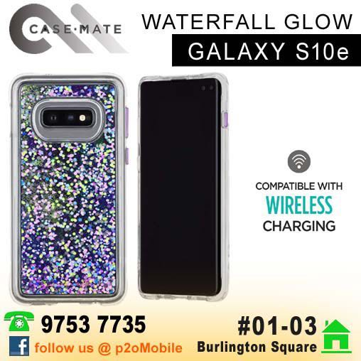 840c265b3 [S10] Case-Mate WaterFall Glow for Samsung Galaxy S10e, Mobile Phones &  Tablets, Mobile & Tablet Accessories, Cases & Sleeves on Carousell