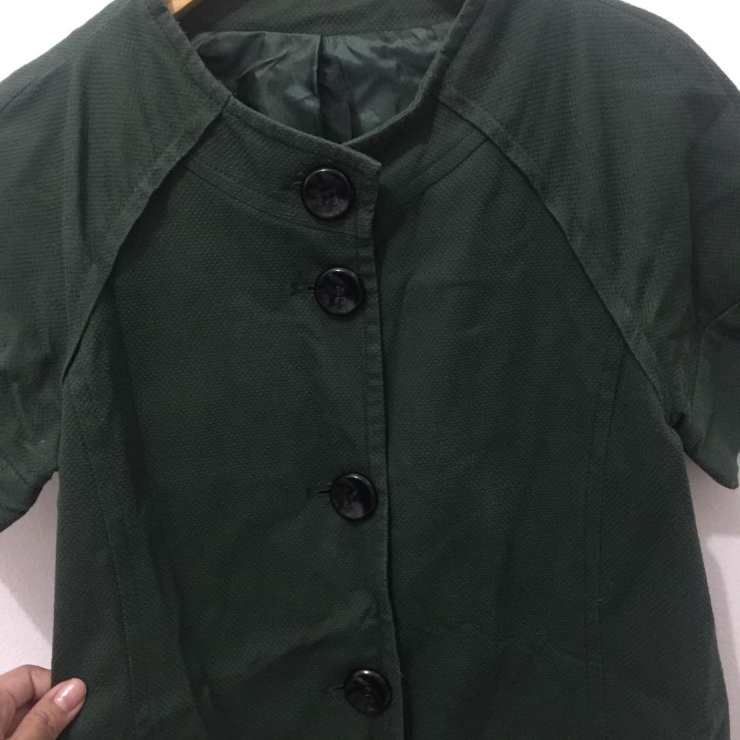 Sense Coat Dress