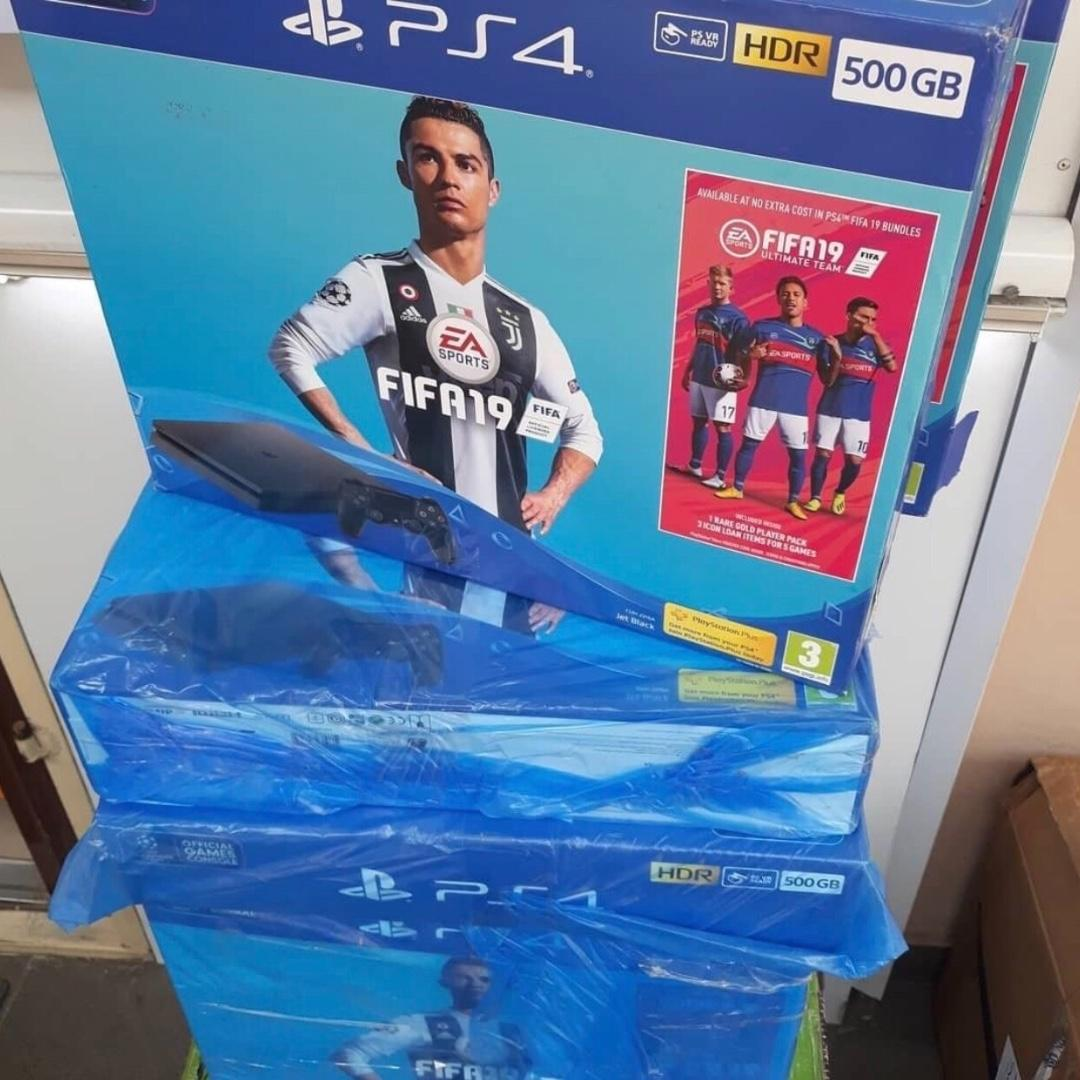 Sony PlayStation 4 Days of Play Limited Edition Gaming Console