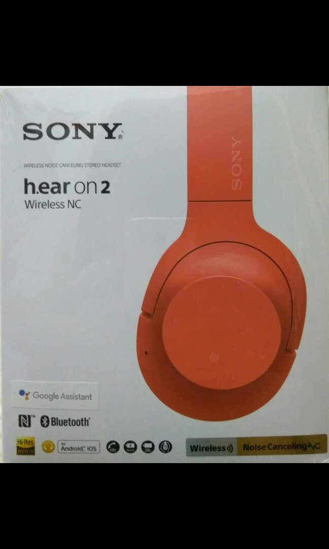 Sony WH-H900N h ear on 2 Wireless NC Bluetooth Headphones #MRTBoonKeng  #MRTNovena #MRTSerangoon