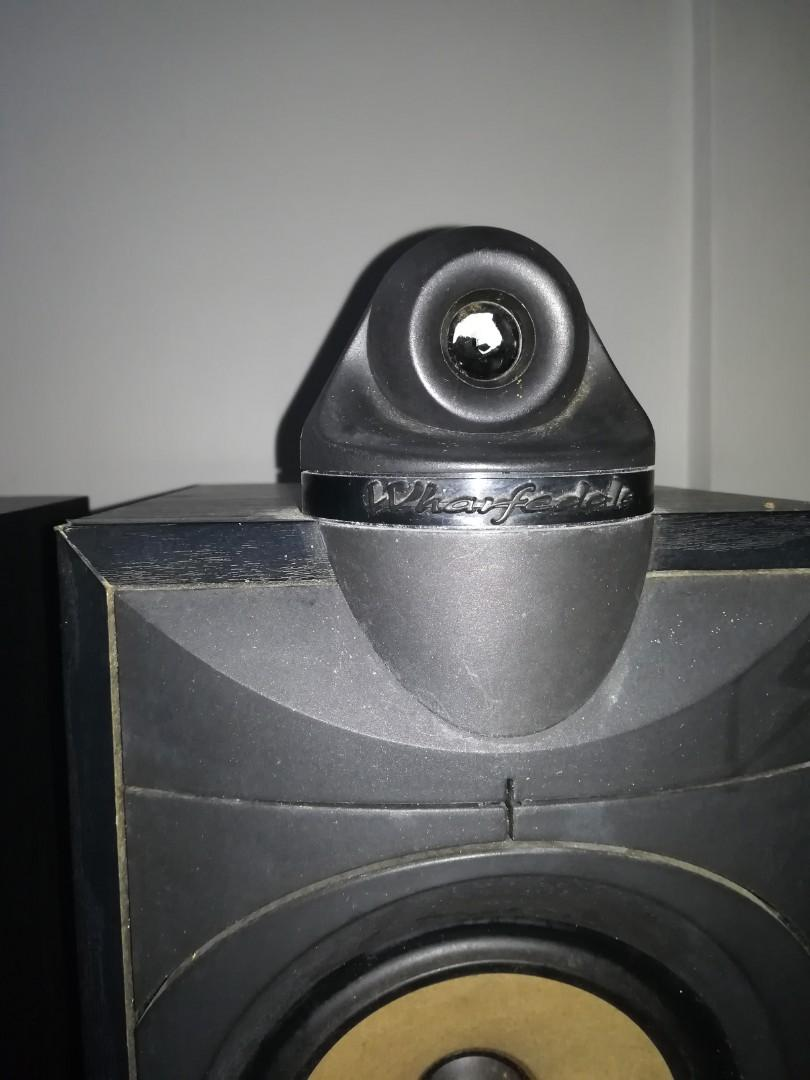 Speakers wharfedale modus seven