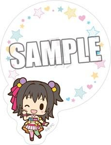 The idolm@ster Cinderella Girls Die-cut Sticky Note - Mini Character Ver. -