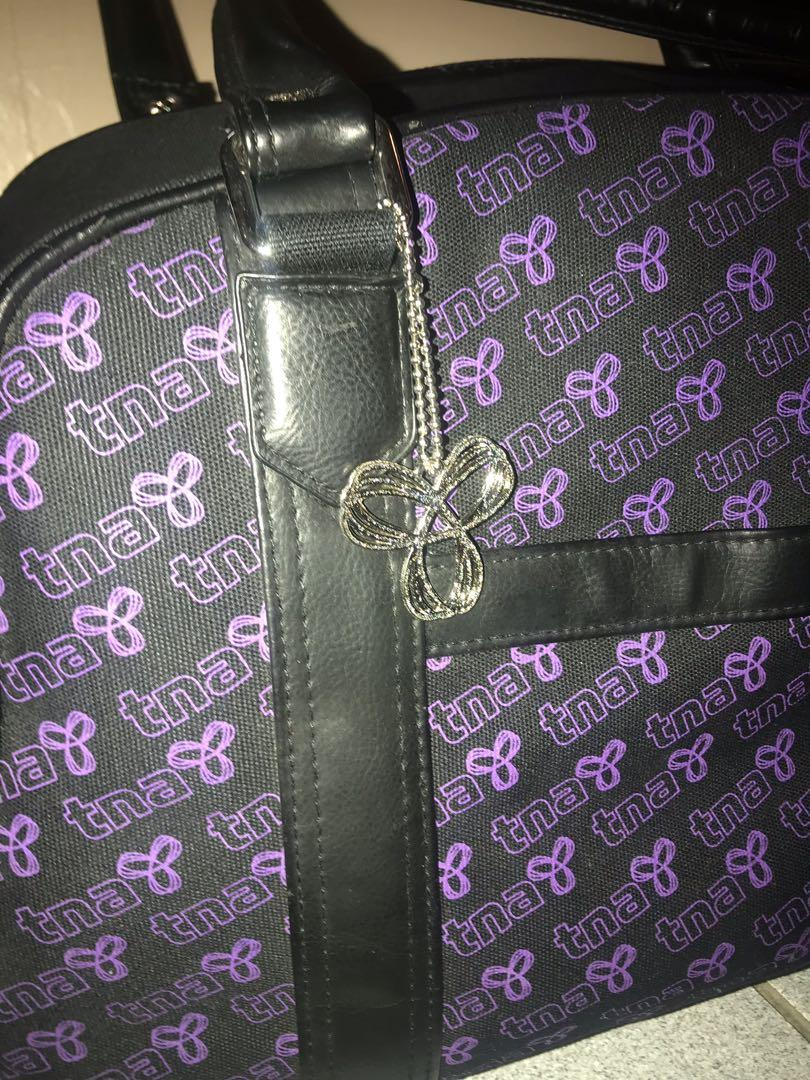 TNA weekend bag $30 OBO