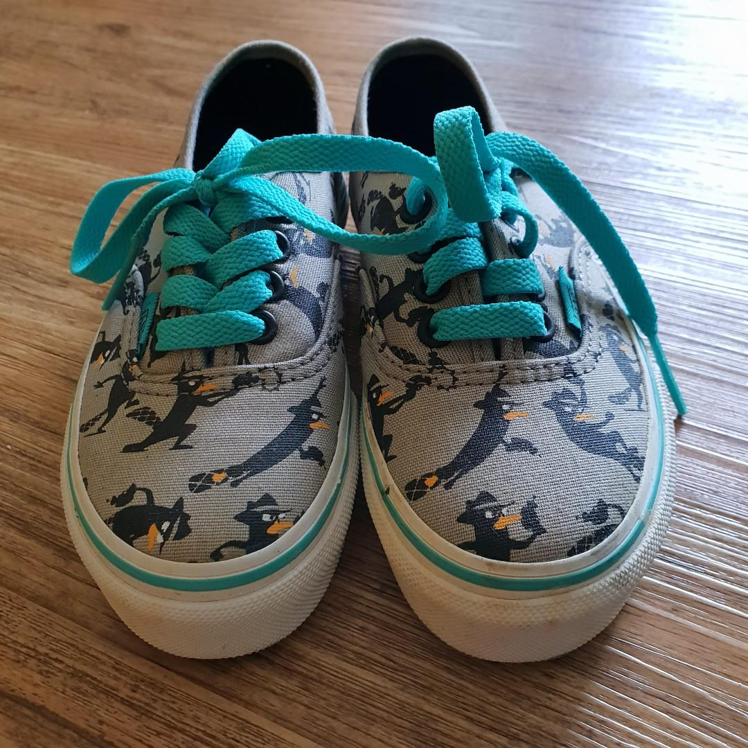 Vans Shoes(Phineas and Ferb