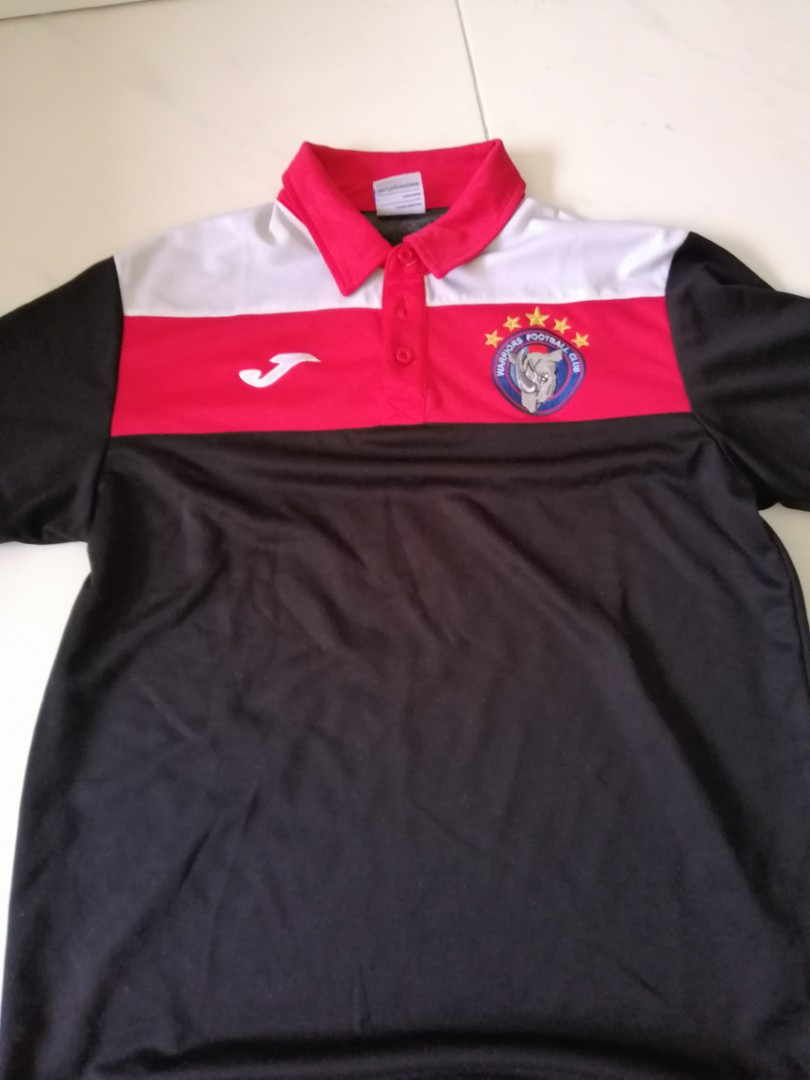 size 40 23dc8 f4f8f Warriors fc walk-in polo and training jersey