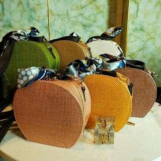 ORIGINAL RATTAN BAGS