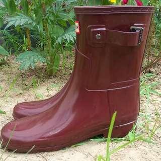 Hunter Rain boots齊碼