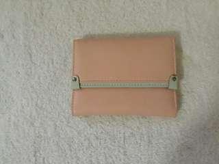 SM Wallet Pastel Pink