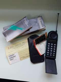 Vintage call zone pager phone!