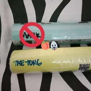 NCT 127 Taeyong Regular-Irregular Poster
