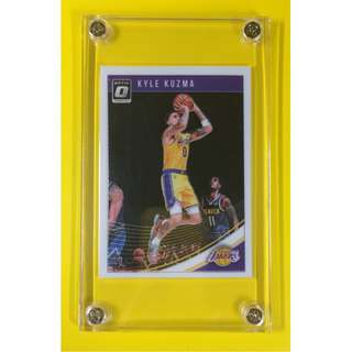 e720c70cbdb New 2018-19 Kyle Kuzma Donruss Optic Basketball Card