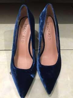 Staccato Navy shoes