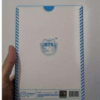 BTS JAPAN OFFICIAL FANMEETING VOL 3 POSTCARDS