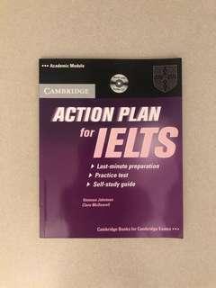 IELTS action plan