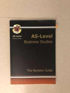 Alevel Business Studies Study Guide