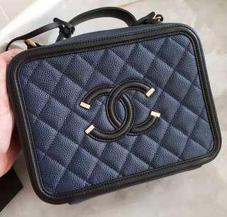 🆕👱♀️Authentic CHANEL Medium Vanity Bag