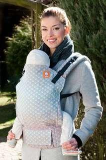 BN Tula Toddler WC Carrier - Sekail Love Sybelle
