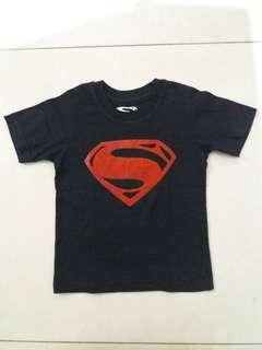 Kaos Superman 3-5y