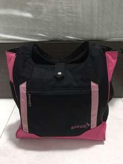 Specs Gym Bag Black Pink | Tas Gym Fitness