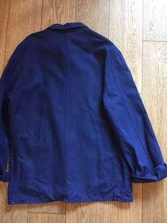 French worker jacket