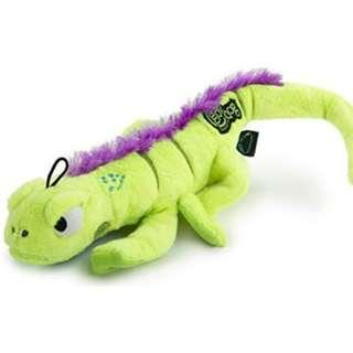 🚚 Authentic BN Large GoDog Iguana Amphibianz with Chew Guard Technology