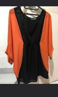 Batwing orange #paydaymaret
