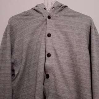 Jacket + hoodie
