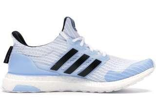 Adidas Game Of Thrones Ultra Boost 4.0 White Walkers