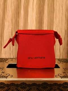 Red Mini Pouch