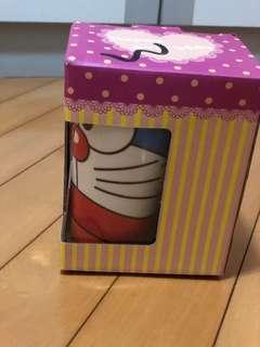 哆啦A夢 叮噹 馬克杯 含蓋 全新
