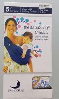 Gendongan The Baba Sling Classic NEW & Original