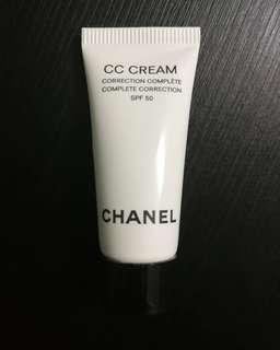 CHANEL CC CREAM SPF50 5ML (trial sample)