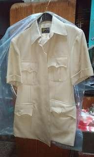 Pakaian Seragam Inspector