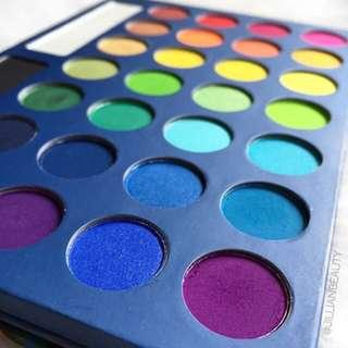 Take Me Back To Brazil - 35 Color Pressed Pigment Palette