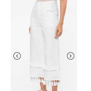NEW Schmileymo Yolanda Cullote Pants