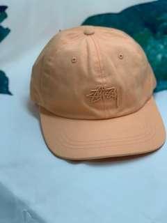 Stussy 六分割帽