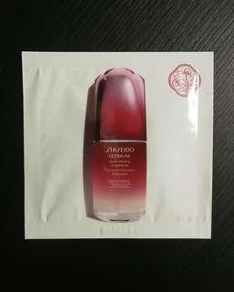 SHISEIDO SAMPLE  ULTIMUNE POWER INFUSING CONCENTRATE 1.5ML