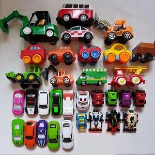 Misc Toy Cars