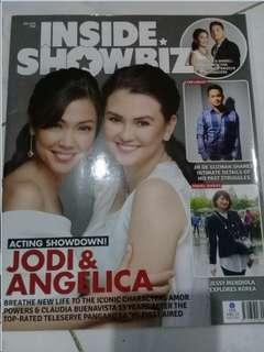 Looking for inside showbiz july 2015 jodie angelica cover
