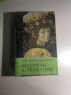 🚚 西洋文學概論