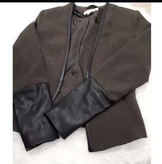 H & M blazer worn once, size 2