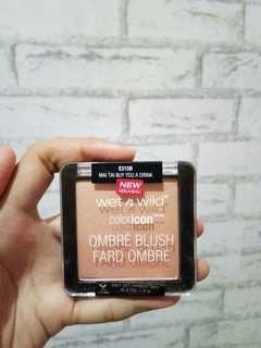 Highlighter+blush Wet n Wild