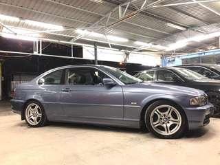 BMW 325CI 2002